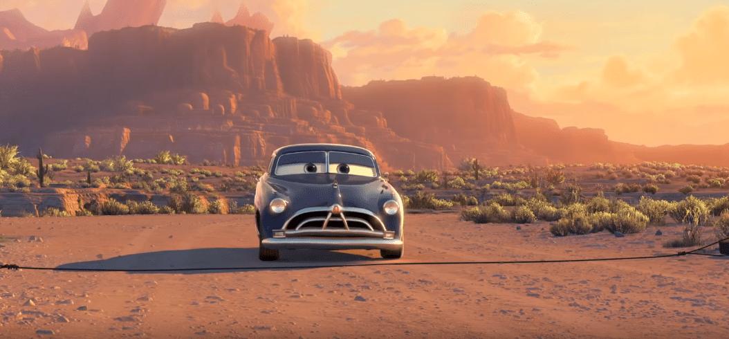 Pixar Facts