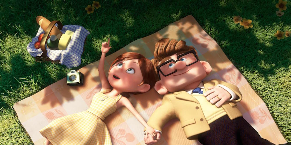 Facts about Up - Pixar