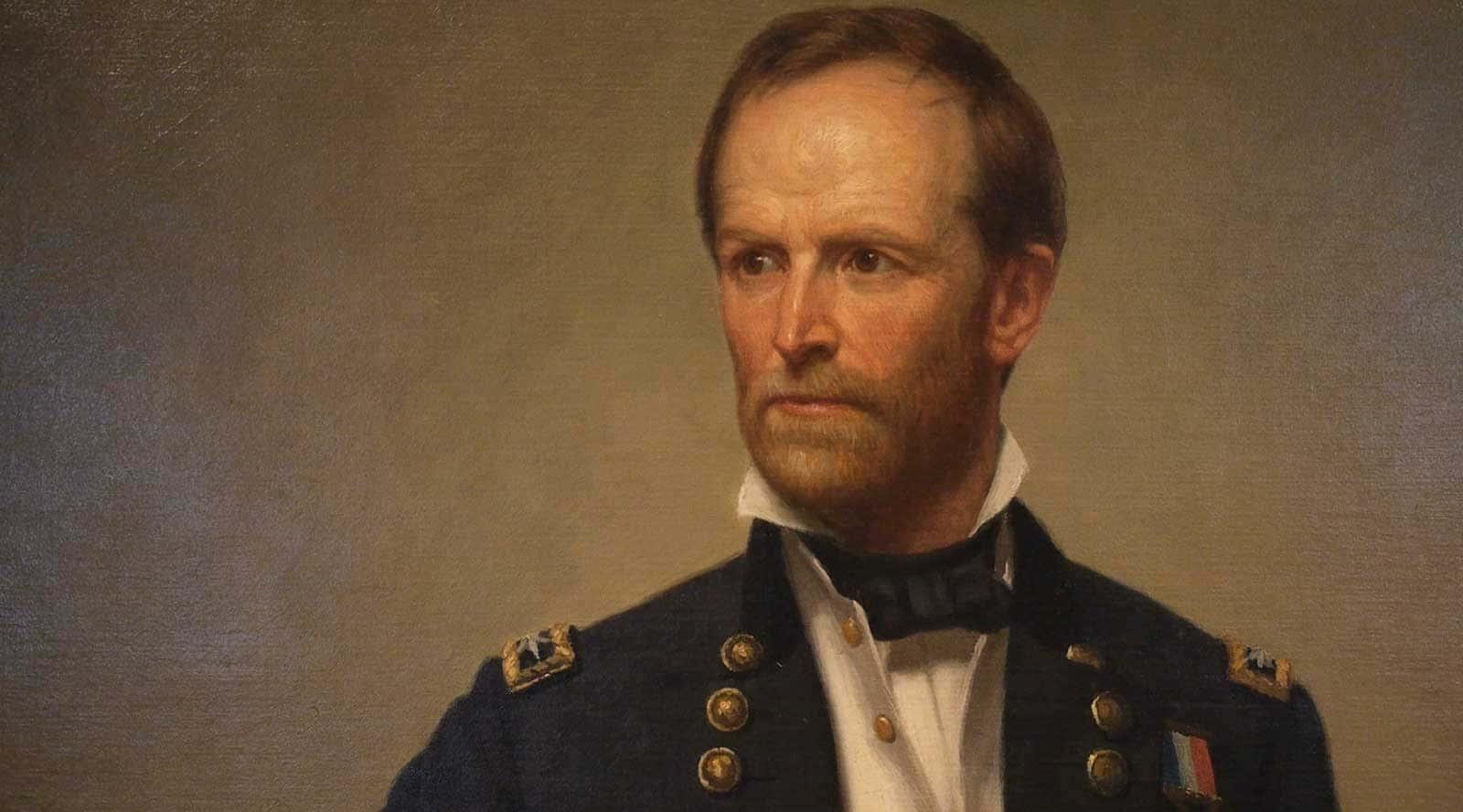 Civil War Facts - William Sherman