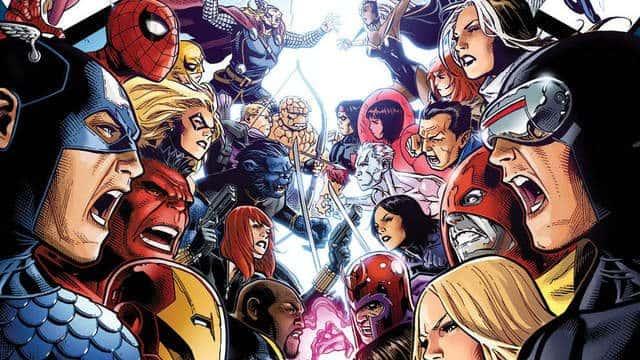 X-Men Facts