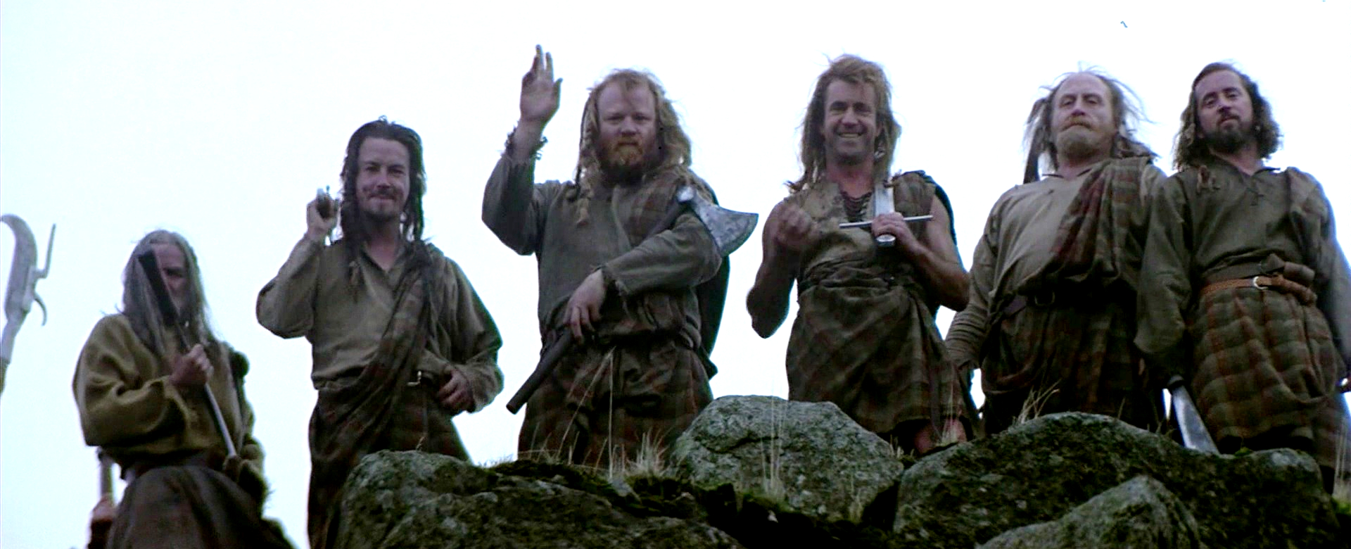 Rebellious Facts About Braveheart