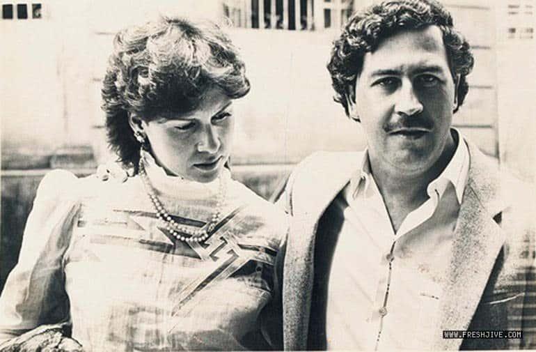 Datos de Pablo Escobar