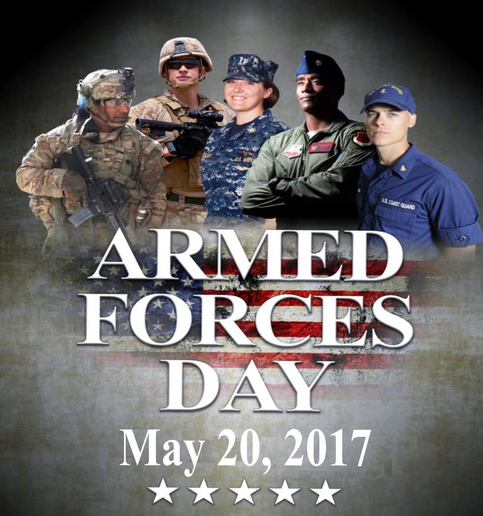 US Armed Forces Facts