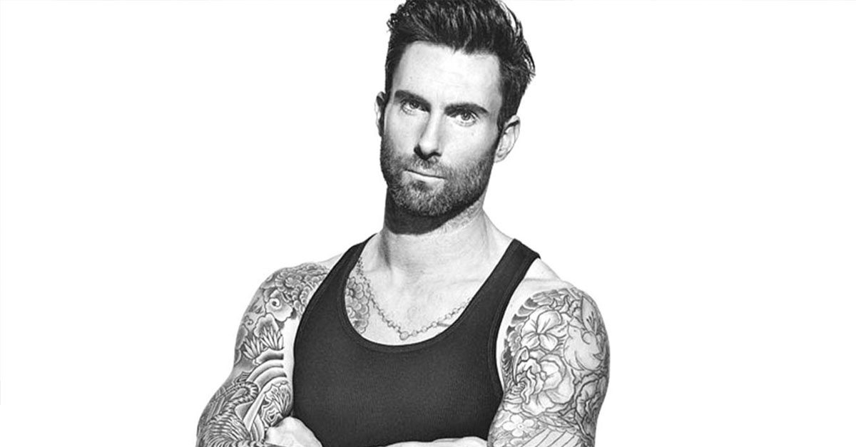 Adam Levine Facts