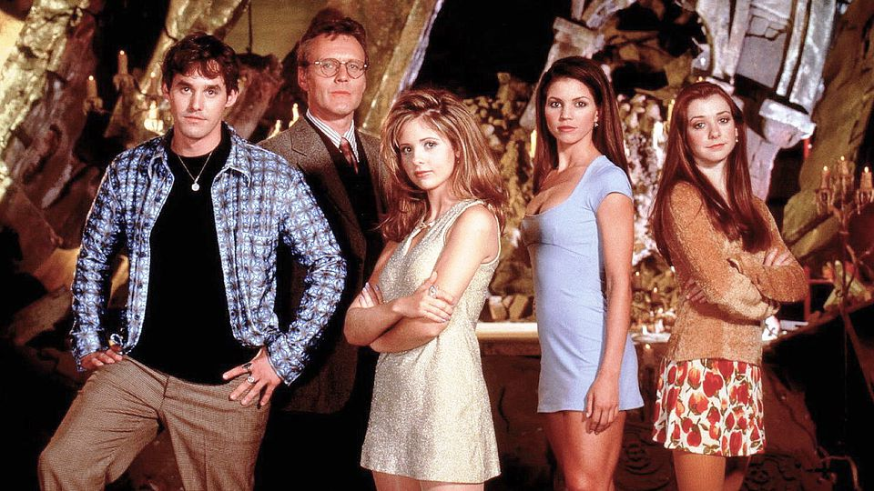 Buffy the Vampire Slayer Facts