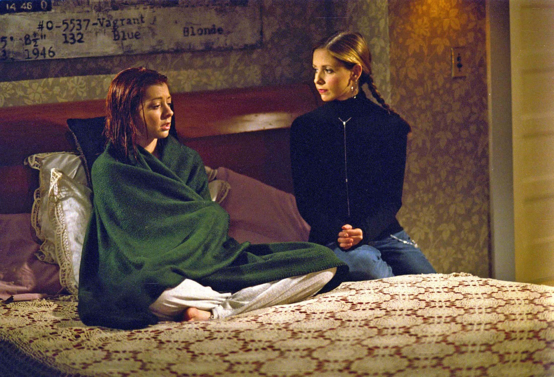Buffy season 4 episode 22 online dating 10
