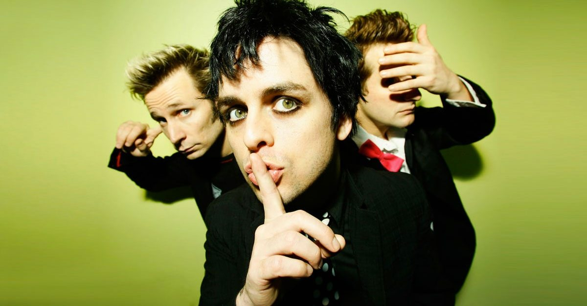 38 Nonconforming Facts About Green Day