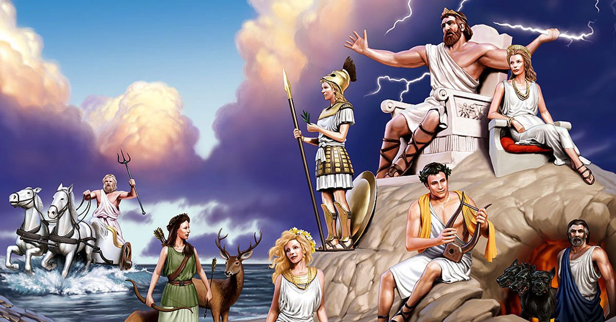 31 Facts about Greek Mythology