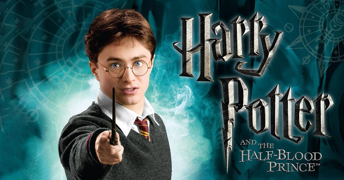 42 Facts about Harry Potter and The Half Blood Prince.