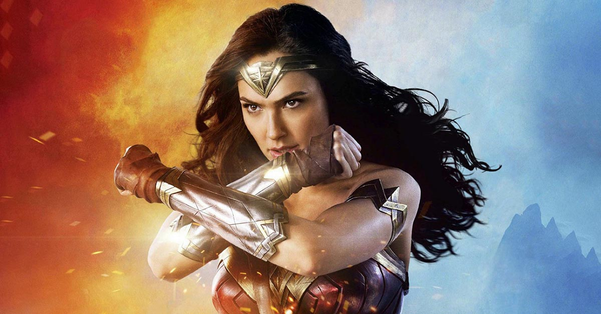 44 Super Facts about Wonder Woman.