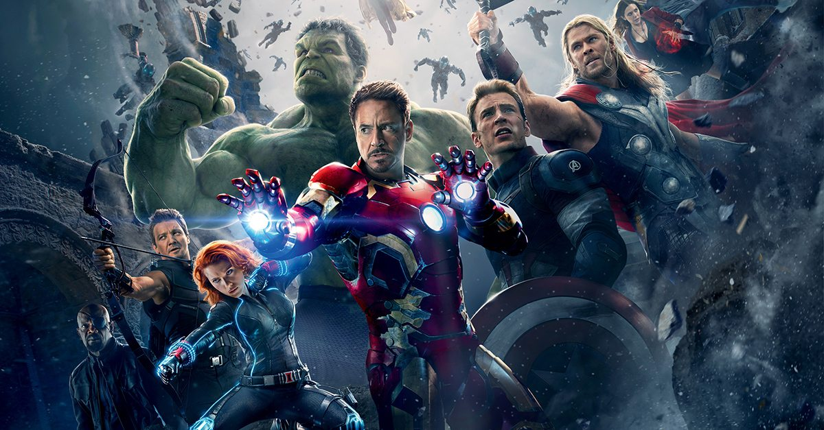 42 Heroic Facts about The Avengers.