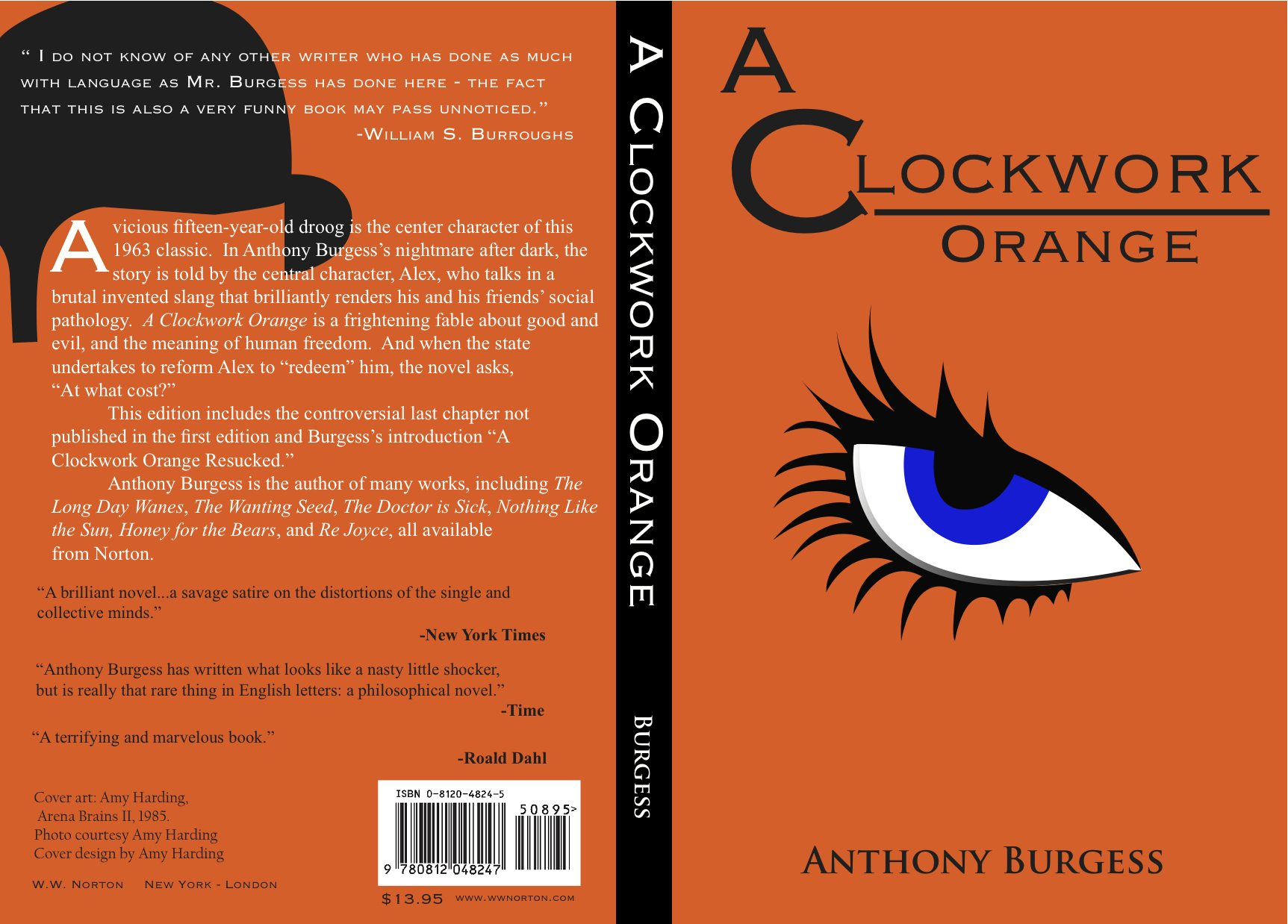 Clockwork Orange Facts