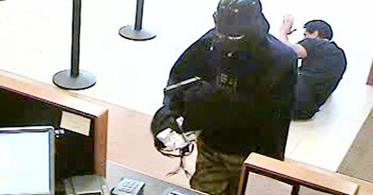 Bank Robberies facts