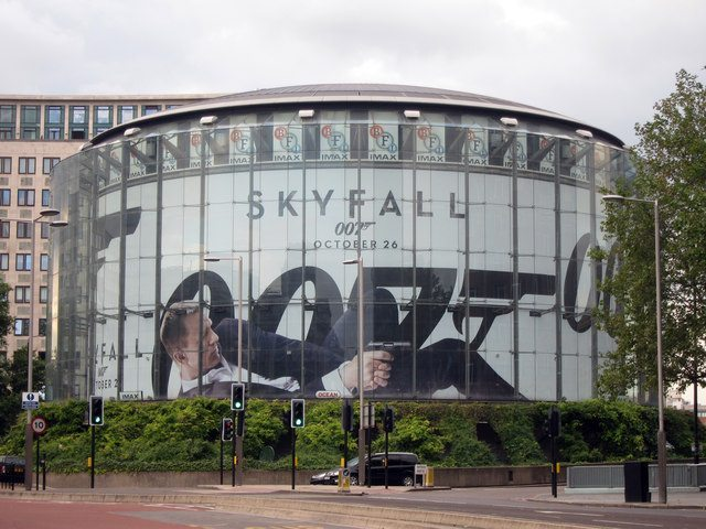 Skyfall facts