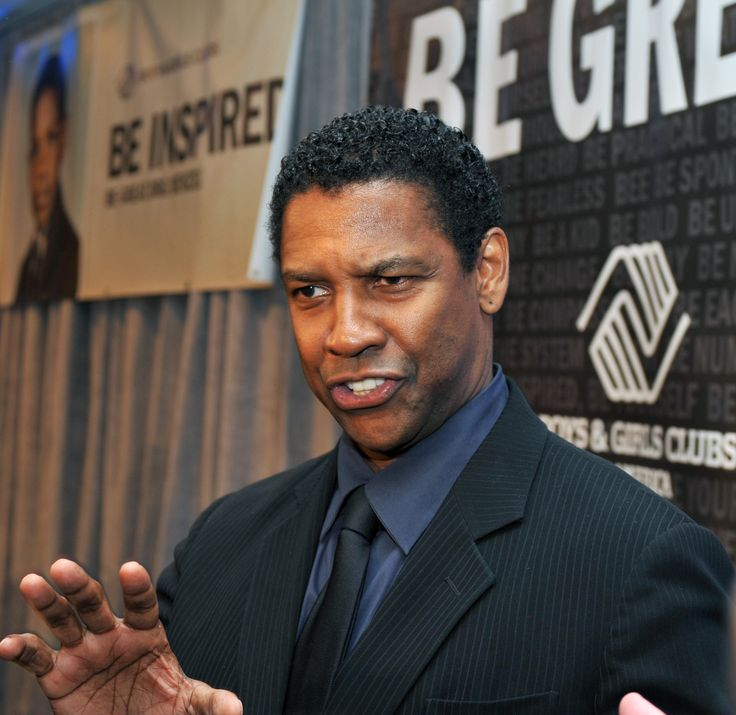 Denzel Washington Finger