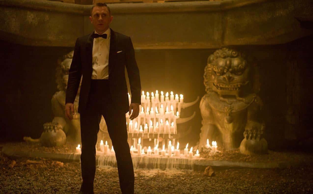James Bond Facts - Skyfall