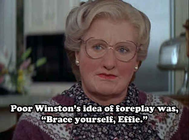 Mrs. Doubtfire Facts
