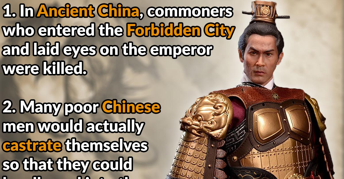 41 Interesting Facts About Ancient China Page 6 Of 41