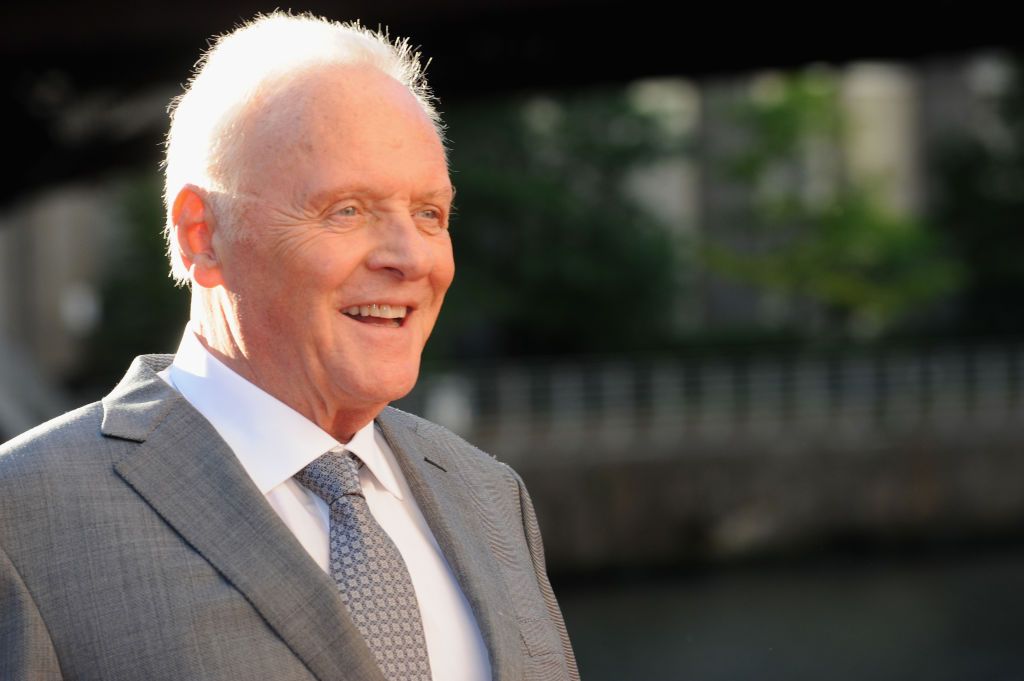 Anthony Hopkins Facts