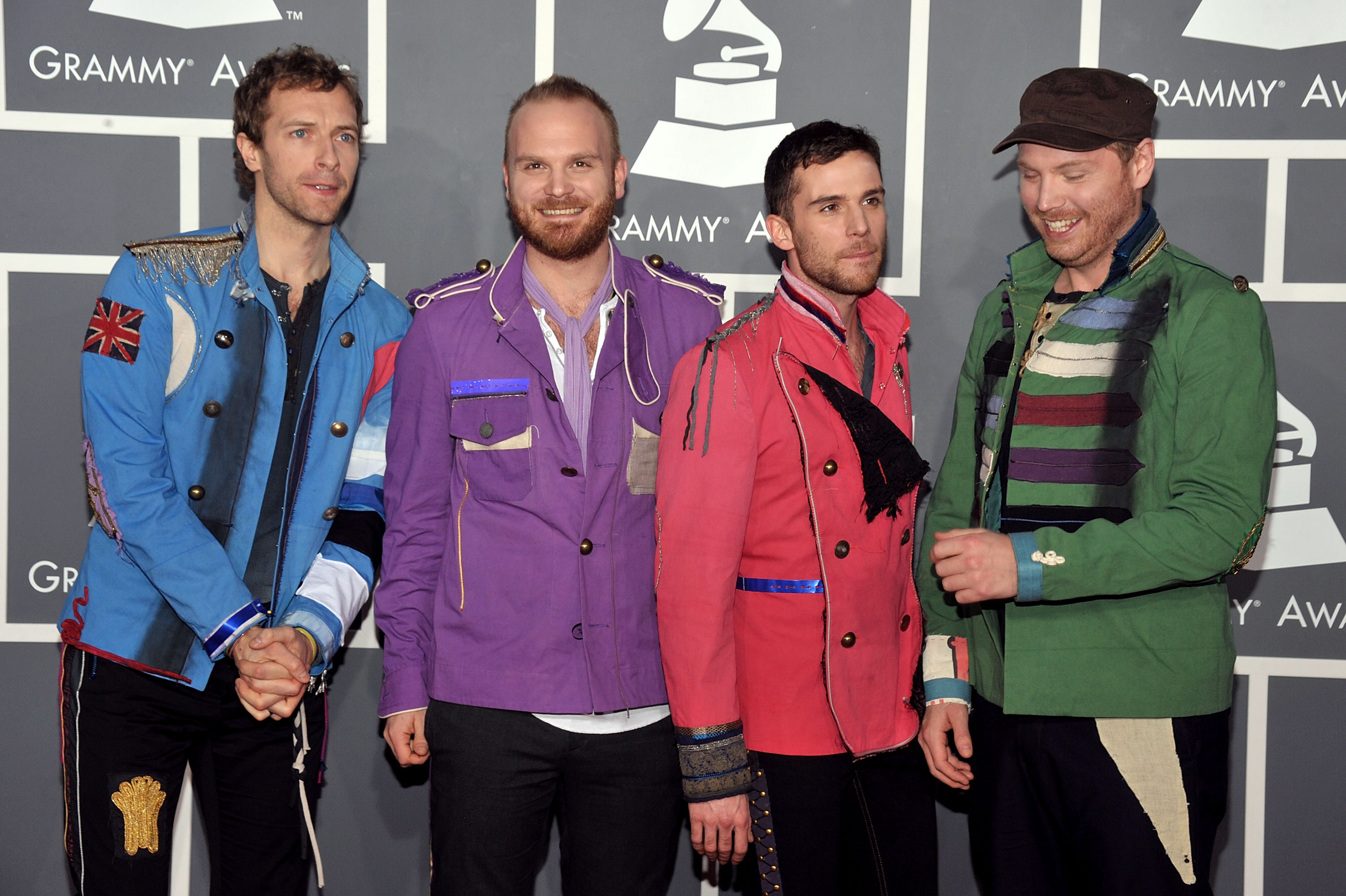 Coldplay Facts