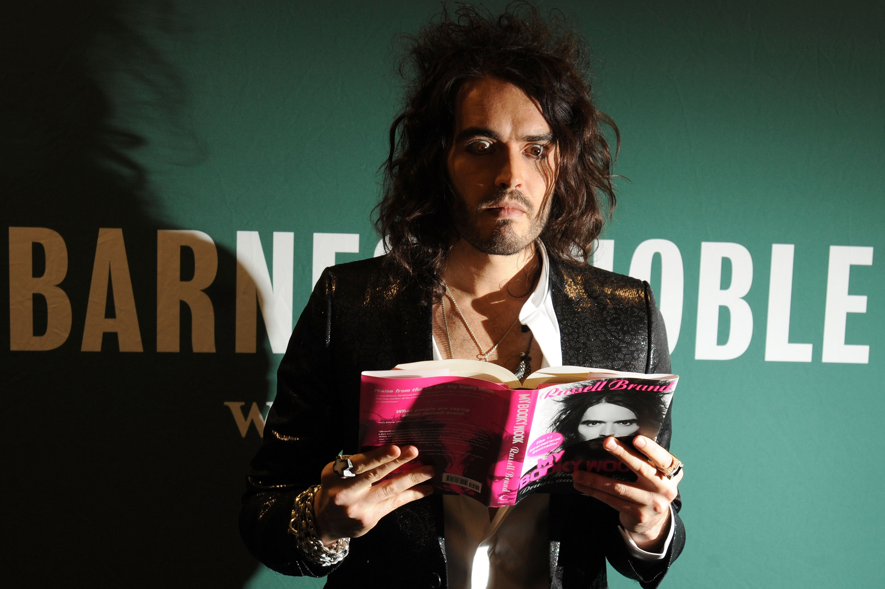 Russell Brand facts