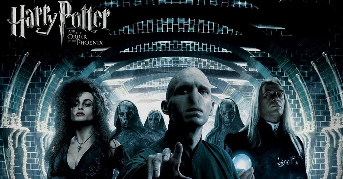 42 Facts about Harry Potter and the Order of the Phoenix.