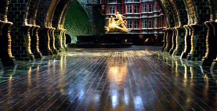 Harry Potter and the Order of Phoenix Facts - Ministry Set