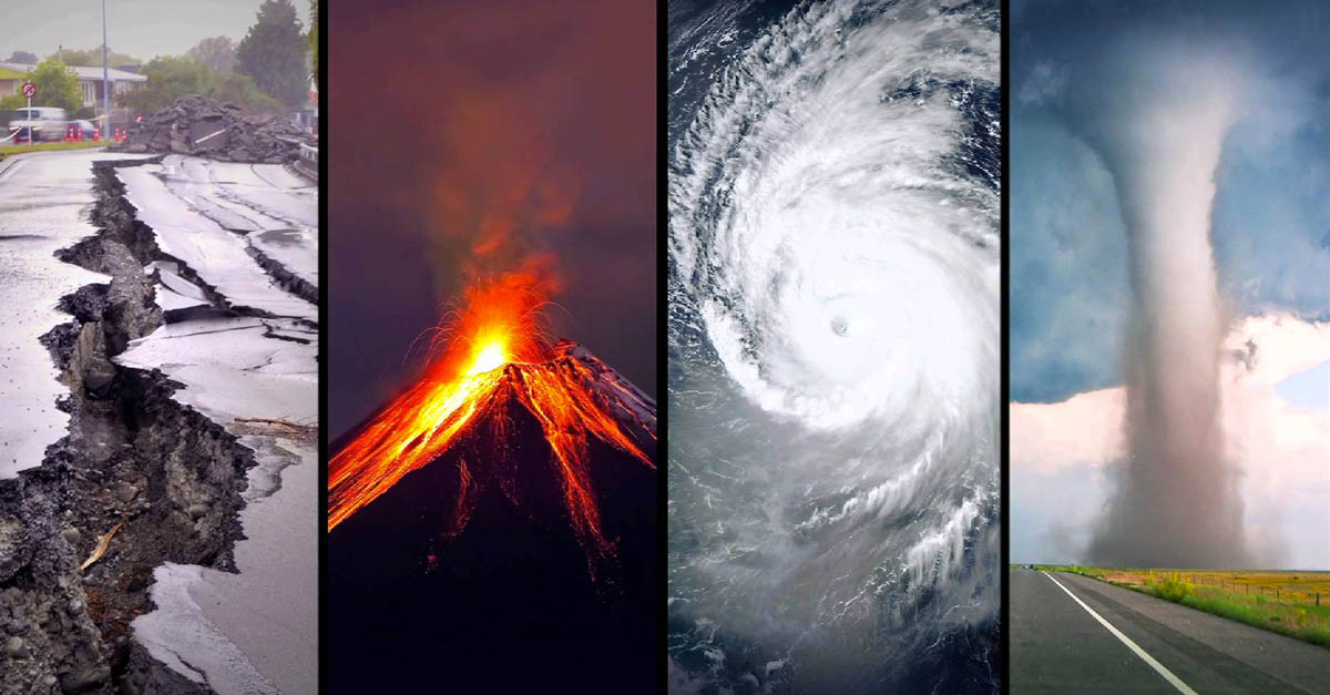 Natural Disasters Facts