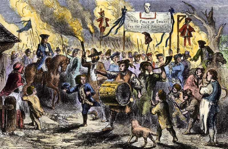Historical Facts About Americas Fight For Independence - American revolution facts