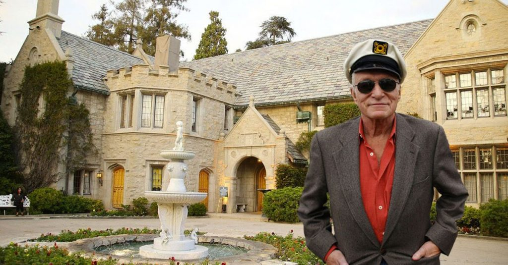 42 Enticing Facts About The Playboy Mansion