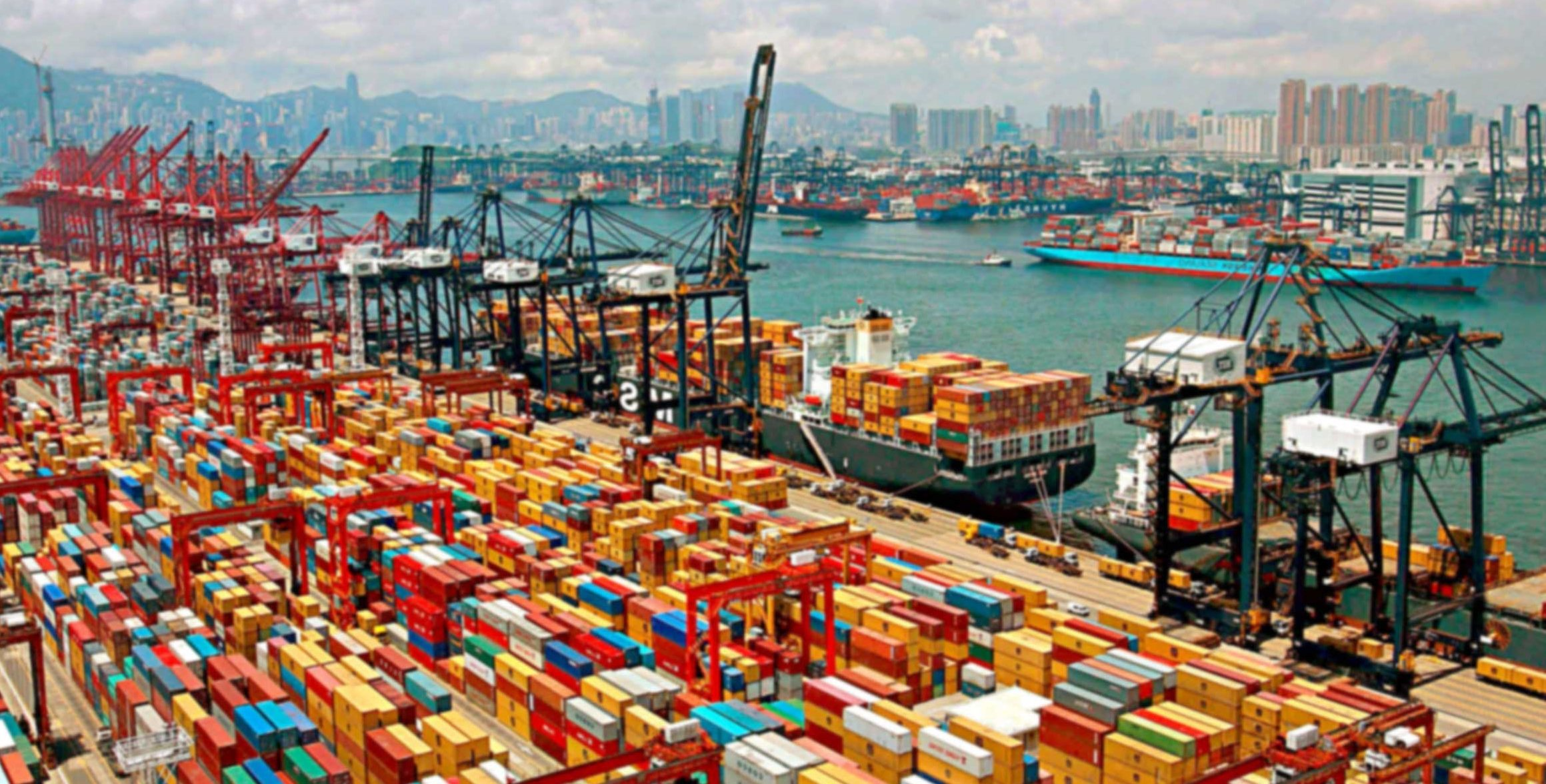 Port of Shanghai ancient China Facts