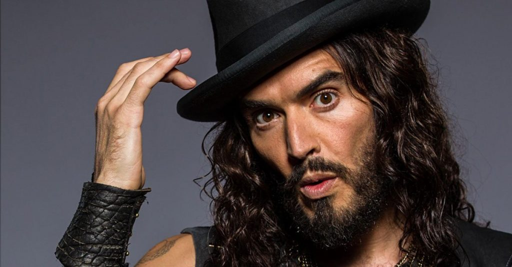 42 Hilarious facts about Russell Brand