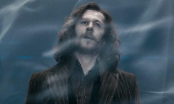 sirius black death scene