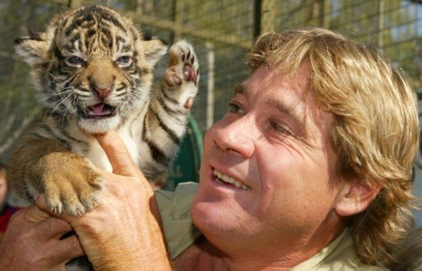 Steve Irwin facts