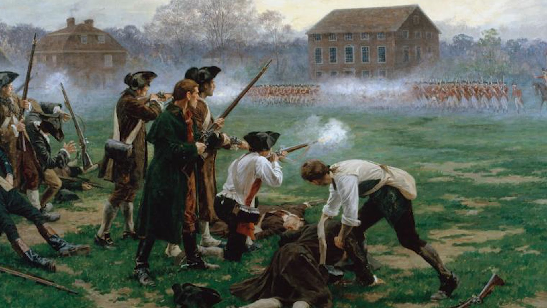 catalysts for american revolution Discussion/question why is the french revolution considered the main catalyst for global democracy and  the american revolution was the first major outburst of the.