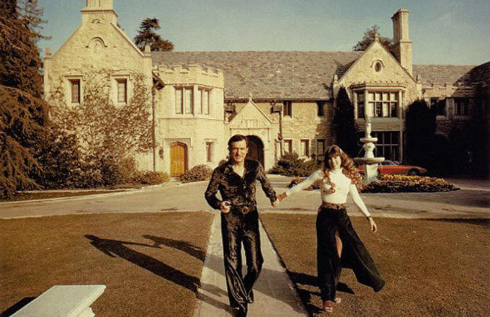 The Playboy Mansion Has Found A Buyer: 42 Enticing Facts About The Playboy Mansion