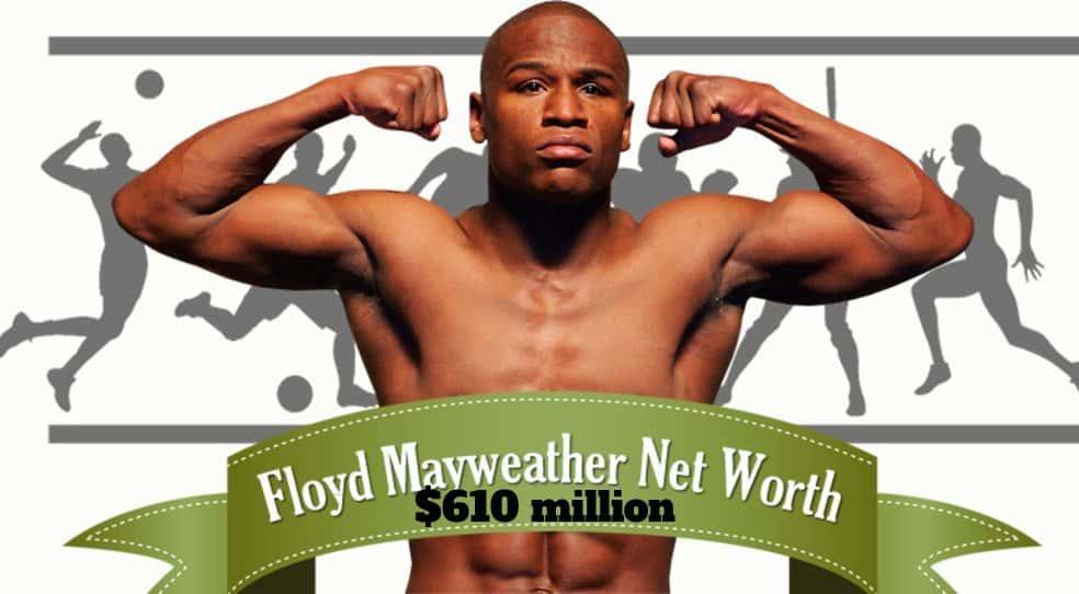 Floyd Mayweather Jr. facts