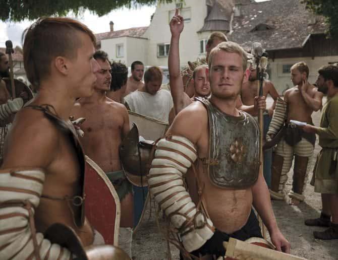 Gladiators facts