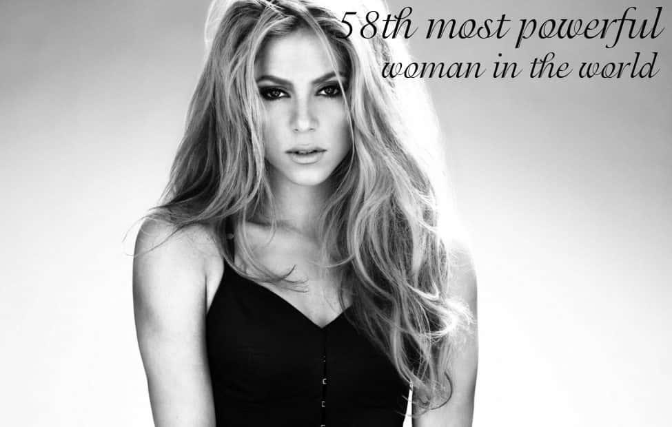 Shakira facts