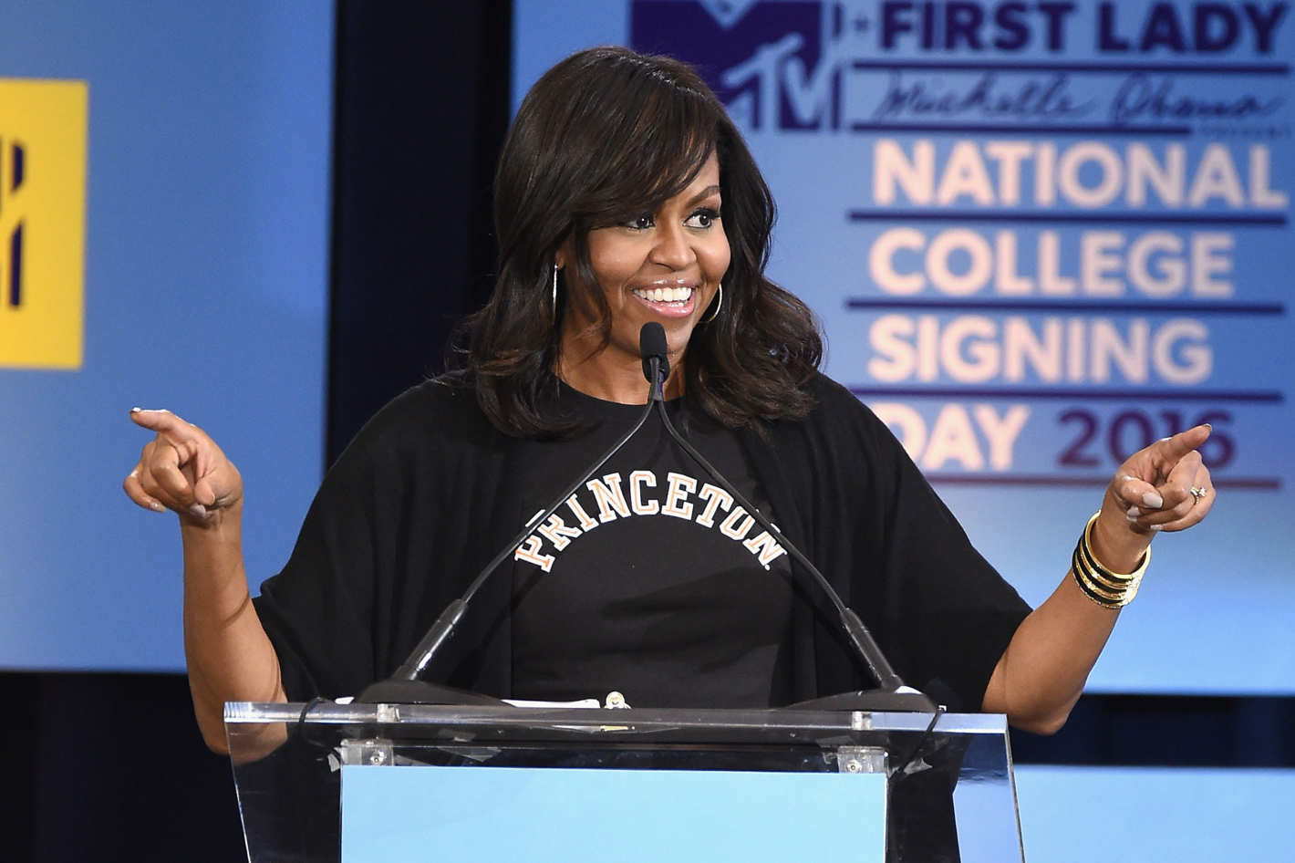 "michele obama college thesis 33 responses to ""semi-literate michelle obama got by on affirmative action thus the ""look askance"" at an ivy league college thesis having such a deplorable."