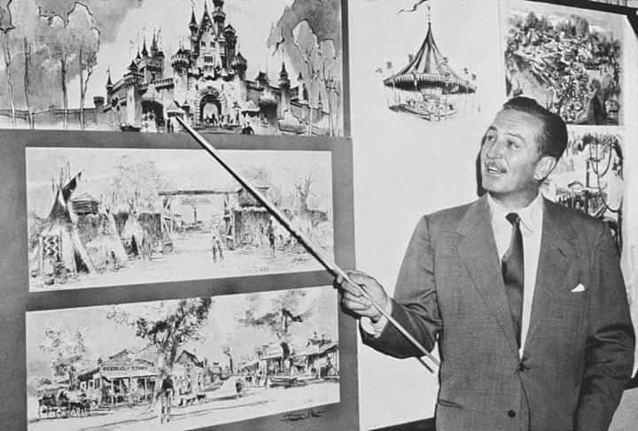 Walt Disney facts