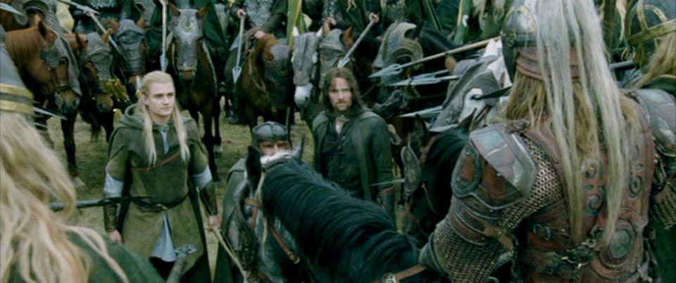 The Lord of the Rings: The Two Towers facts