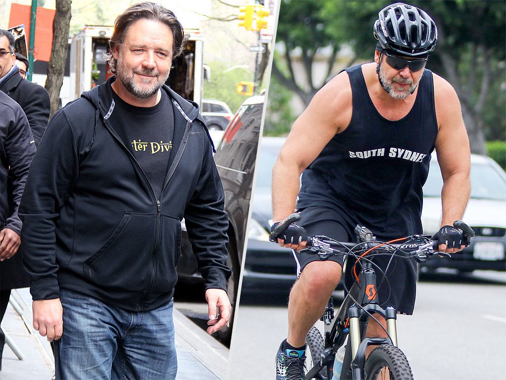 Russell Crowe facts