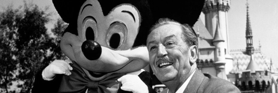 Walt Disney facts