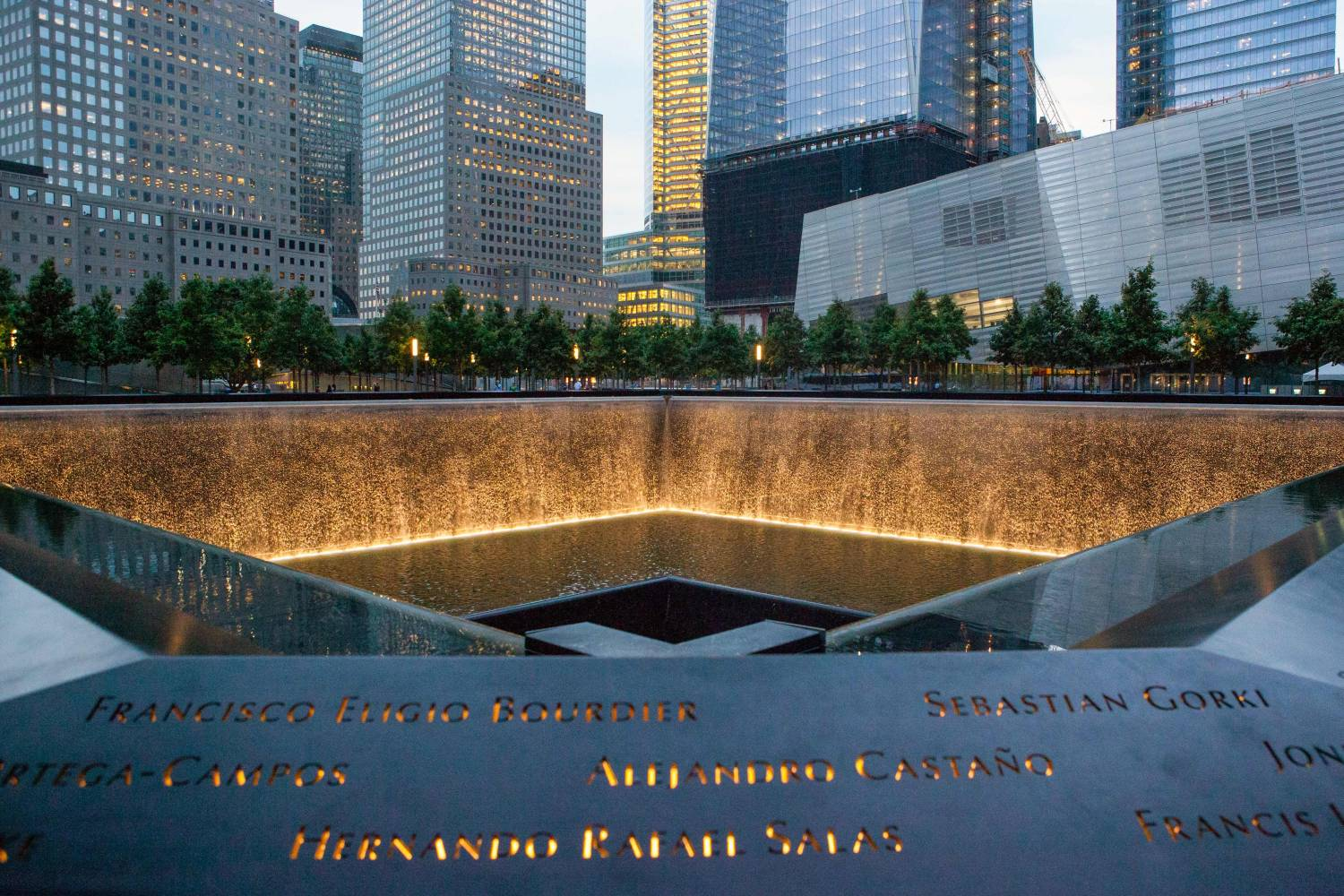 911 Memorial and Museum - 911 Facts