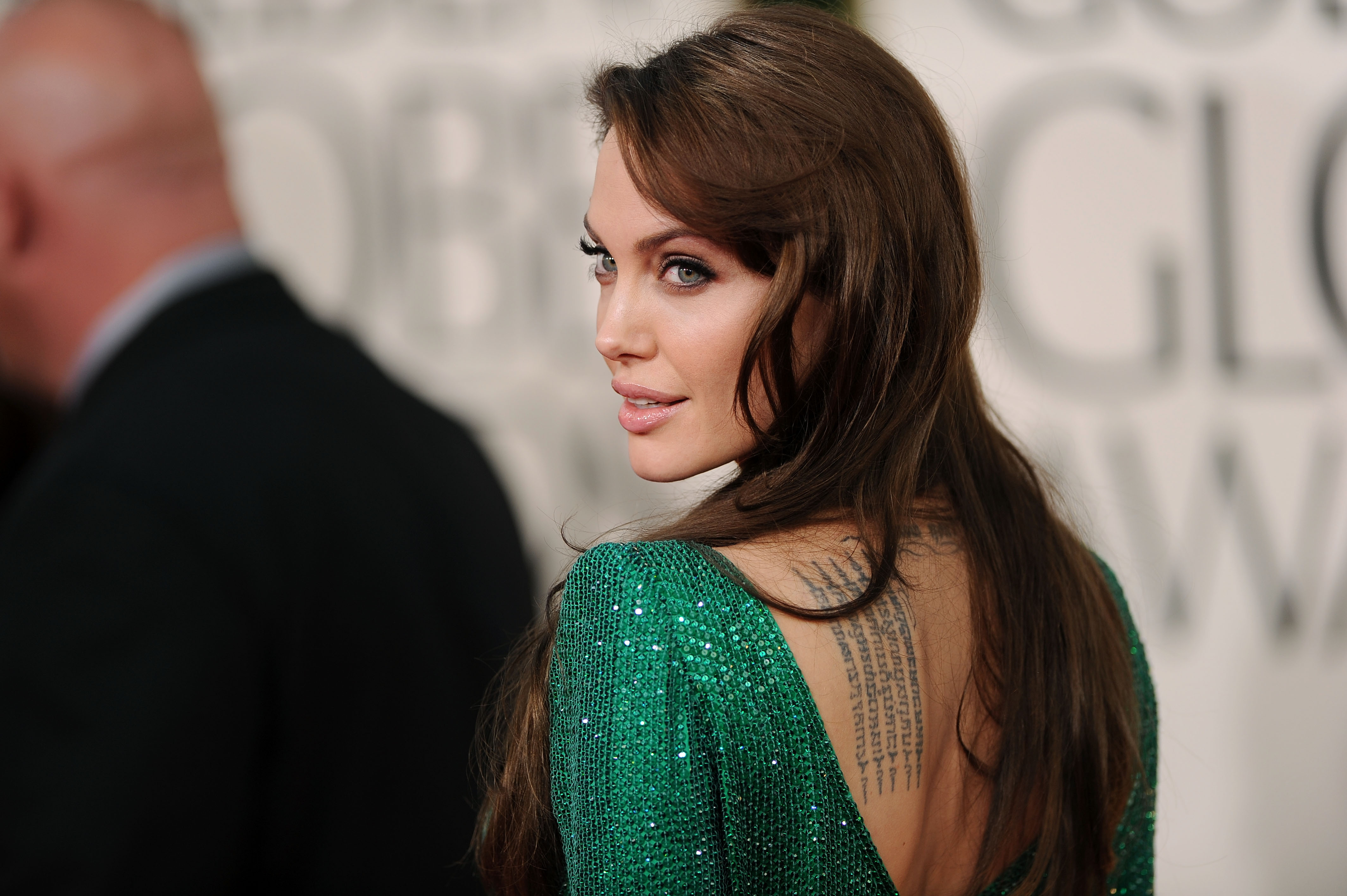 Angelina Jolie facts