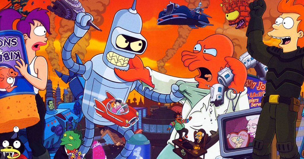 44 Futuristic Facts About Futurama