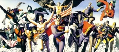 Justice League Of America Facts