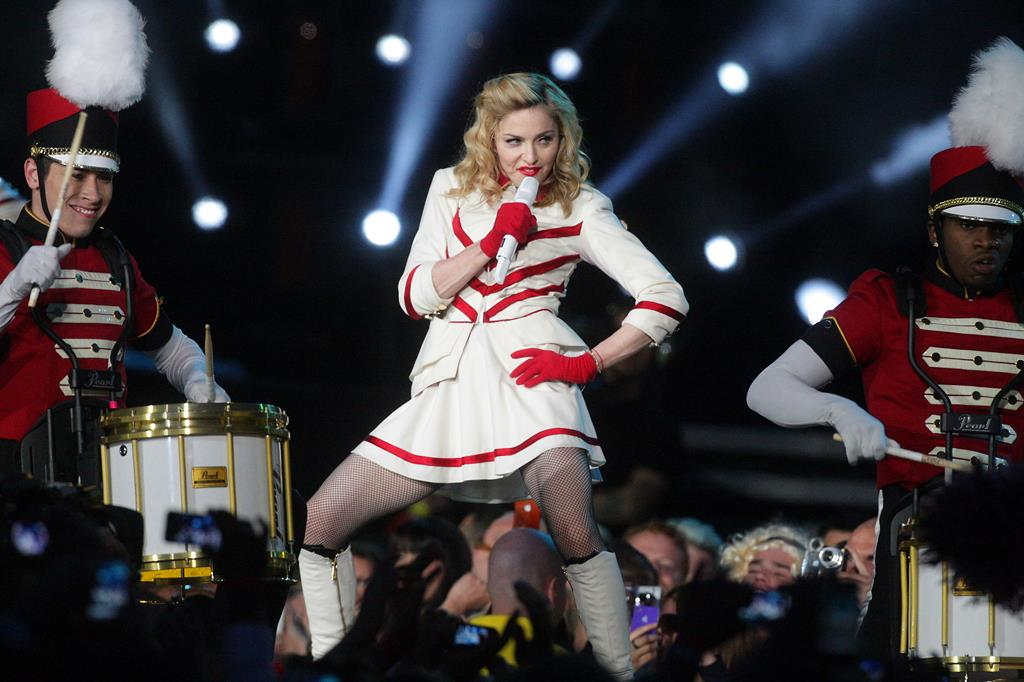Have madonna lost her virginity