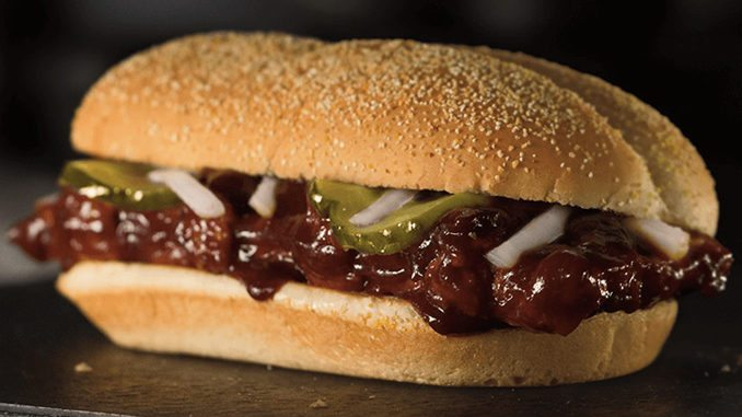 McRib Facts